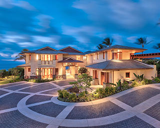 Hawaii Architects Longhouse Design+Build Jeff Long Associates AIA custom luxury home build interior designs 2014 BIA Renaissance Awards